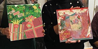 Holiday Mixed Media
