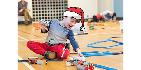 Train play sessions in Sutton for autistic & ADHD children tickets