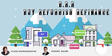 Buy, Refurbish, Refinance - Kessar & Elahe's Christmas Proparty tickets