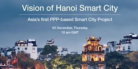 Vision of Hanoi Smart City tickets