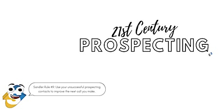 21st Century Prospecting tickets