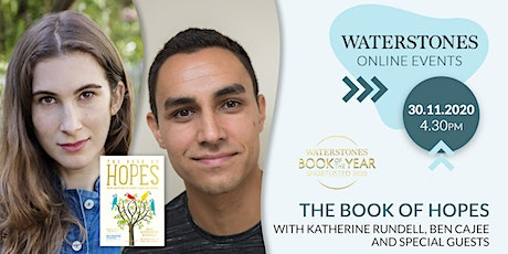 The Book of Hopes with Katherine Rundell, Ben Cajee & special guests tickets
