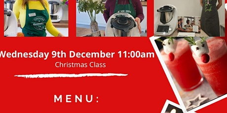 Christmas Cooking Class with Thermomix tickets