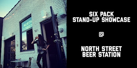 North Street Beer Station's Six Pack Standup Showcase tickets