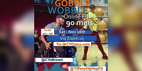 Gobble Wobble CLT on Zoom tickets