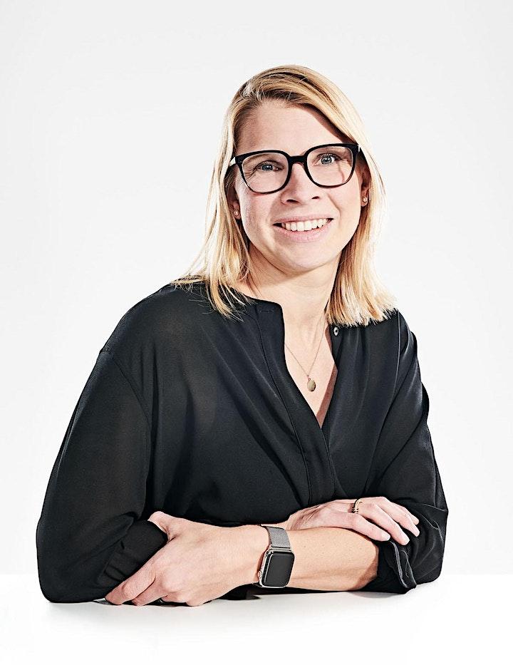 INNOVATIVE WOMEN NETWORKING EVENT 16.12.2020:  TALK mit ANJA HENDEL: Bild