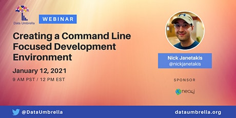 Creating a Command Line Focused Development Environment tickets