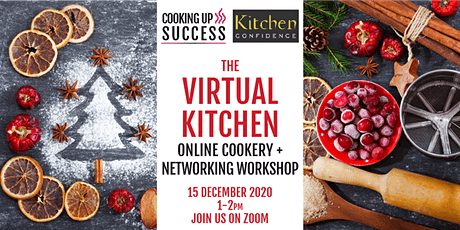The Virtual Kitchen: Edible Festive Gifts tickets