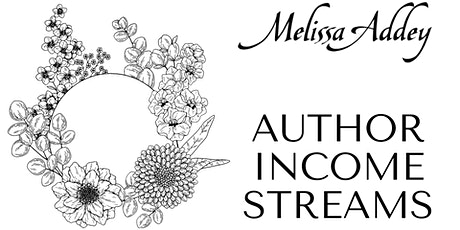 Income Streams for Authors (webinar) with the British Library tickets