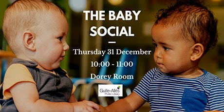 The Baby Social tickets