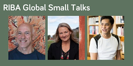 Global Small Talks - Creating living cities across the globe. tickets
