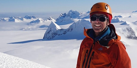 Stephen Venables - Unclimbed Summits in Antarctica tickets