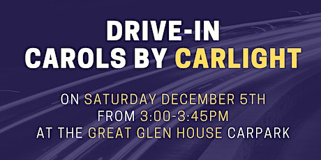 Carols By Carlight tickets