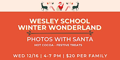 East Austin Photos With Santa! tickets