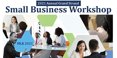 2021 Small Business Workshop - Virtual tickets