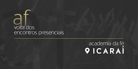 Icaraí | Domingo, 29/11, às 18h30 ingressos