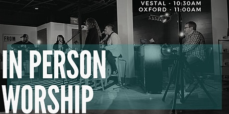 November 29th In-Person Worship tickets