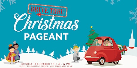 Christmas Pageant Drive-Thru tickets
