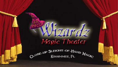 Wizardz Magic Theater Magic Show tickets