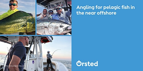 Ørsted Fishinar Series: Angling for Pelagic Fish in the Near Offshore tickets