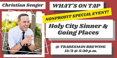 AMA's What's On Tap Happy Hour: Holy City Sinner & Going Places tickets