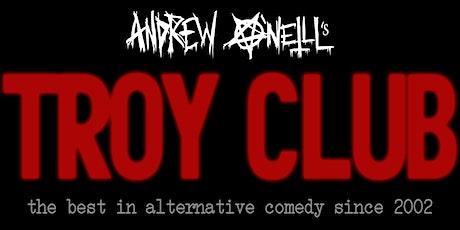 Troy Club December - WATCH ONLINE! tickets