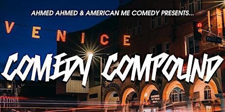 Venice Comedy Compound (Dec 4th through Dec 20th) tickets
