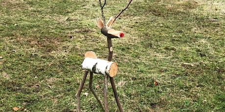 Rustic Rudolph Reindeer course - 2 day course tickets