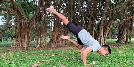 Pay What You Wish Yoga SG Class with Wai Keong tickets