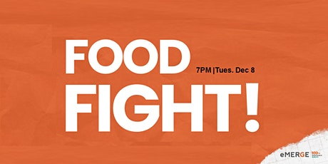 Food Fight tickets