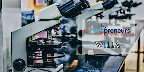 Adoptez une technologie de la recherche publique pour lancer sa startup billets