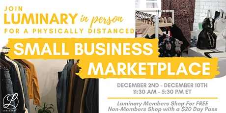 Small Business Marketplace tickets