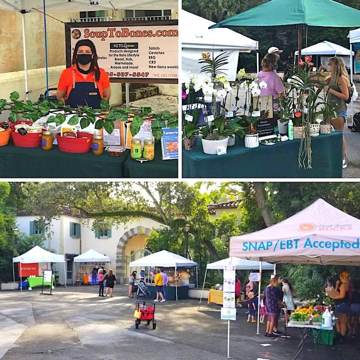 FREE | Vizcaya Village Farmers Market image