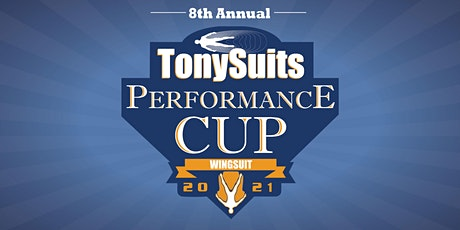 TonySuits 8th Annual Wingsuit Performance Cup tickets