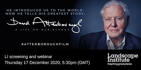 David Attenborough: A Life on Our Planet tickets
