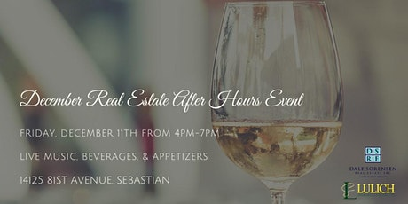 December Real Estate After Hours Event tickets
