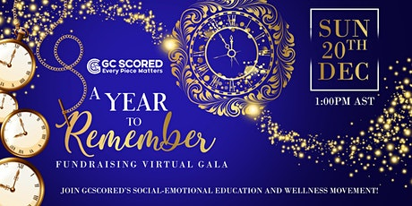 A Year to Remember Fundrasing Gala - Year End Review tickets