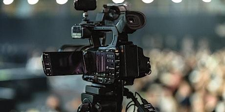 Masterclass: Von D-I-Y zu großen Budgets - erfolgreich Musikvideos drehen! Tickets