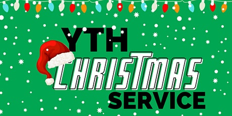 Youth  Christmas In Person Service | DEC 6 tickets
