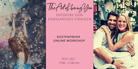 The Art of being YOU Tickets