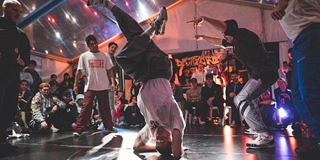 Destructive Steps 12 Street Dance Festival tickets