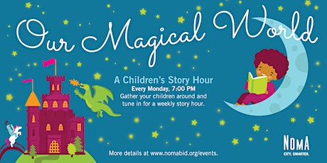 Our Magical World - A Children's Story Hour 12/7 tickets