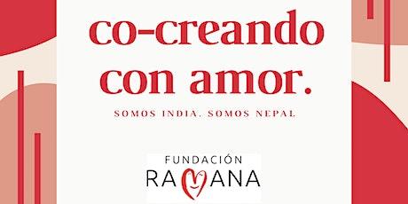 Co-Creando con Amor. entradas