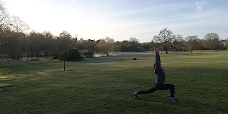 Frosty Power Yoga in the Park tickets