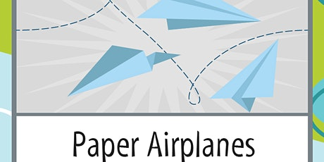 "IHMC Science Saturday ""Paper Airplanes"" @11 AM -Grades 5 and 6 only tickets"