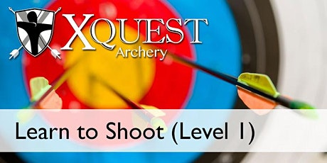 (JAN)Archery 6-week lessons:Learn to Shoot Level 1-Saturdays @ 11:30am LTS1 tickets