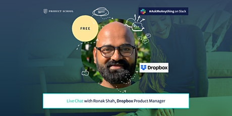 Live Chat with Dropbox Product Manager tickets