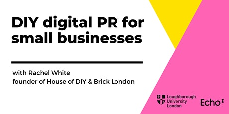 DIY digital PR for your small business tickets