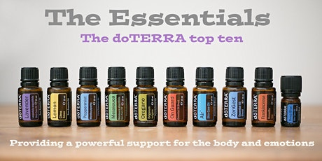 An introduction to doTERRA essential oils tickets