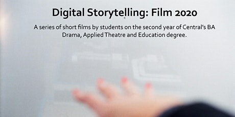 Digital Storytelling: Film 2020 tickets